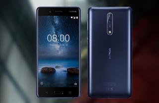 Smartphone 4g Nokia 8 Nuevo 64gb Liberado 13mpx Fingerprint