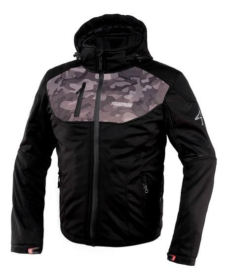 Campera Moto - Town Softshell Jacket - 4t Fourstroke