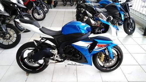 Suzuki Gsx-r1000 2014