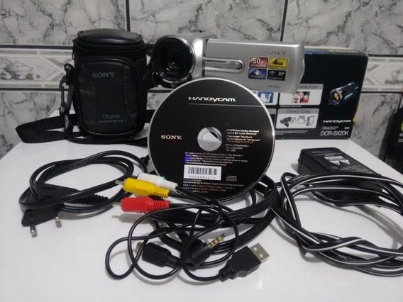 Filmadora Sony Handcan Dcr Sx-20k