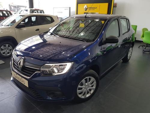Renault Sandero Life 1.6 16v 0km 2021  Solo Por Hoy!!! (jav)