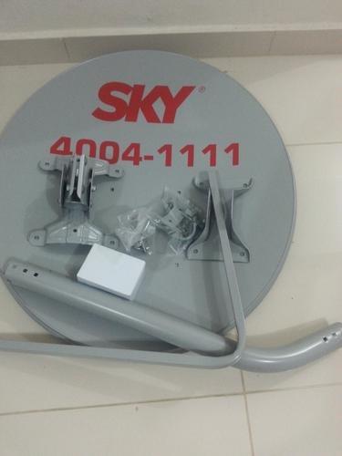Kit 5 Antenas 5 Lnbs Duplos 5 Lnbs Simples
