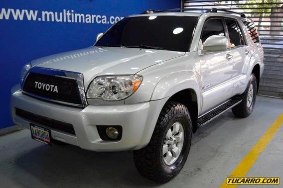 Toyota 4runner Automático - Multimarca