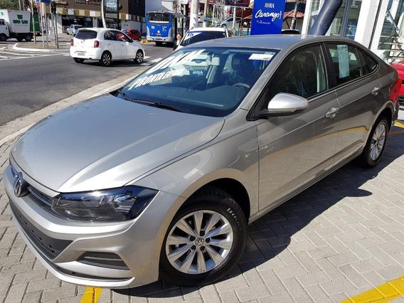 Volkswagen Virtus 1.6 Msi Flex 16v 4p Aut. 2019/2020