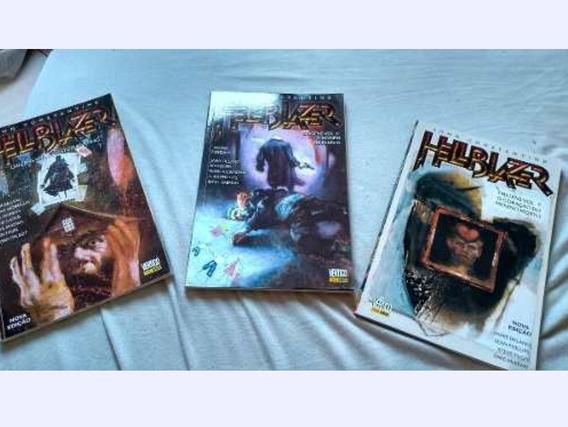 Hellblazer Origens (5-7)