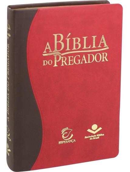 Bíblia Do Pregador Revista E Corrigida Novo Tamanho