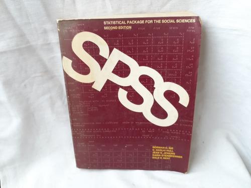 Imagen 1 de 9 de Spss: Statistical Package For The Social Sciences Mcgrawhill