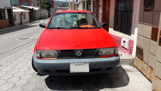 Se Vende Automovil, Marca Nissan Sentra 1.6 M/t, Modelo 2003