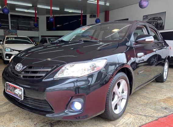 Toyota Corolla 2.0 16v Xei Flex 2012 Com Multimídia