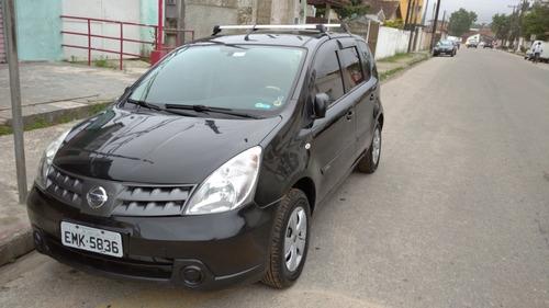 Nissan Livina 2010 1.6 Flex 5p