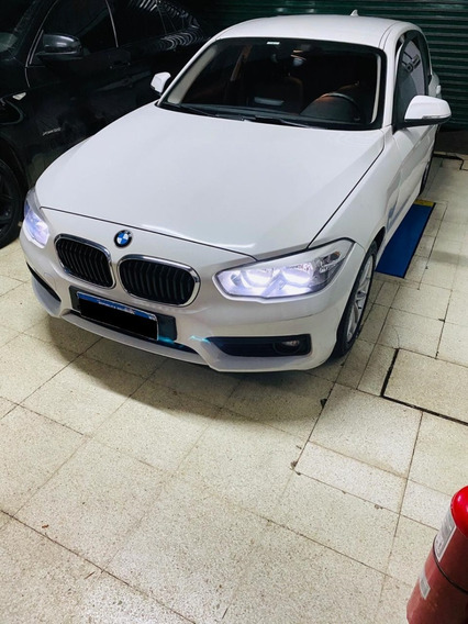 Bmw 120i Active 45.000km Automatico Impecable! Vendo Ya!!!!!