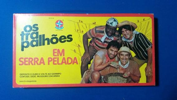 Jogo Trapalhoes Em Serra Pelada Brinquedos Estrela