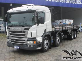 Scania Scania P310 - Automático - 4º Eixo - Ano: 2014