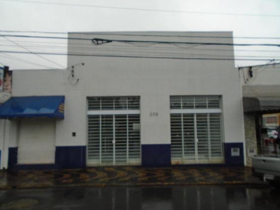 Salão Para Alugar, 140 M² Por R$ 1.700,00/mês - Centro - Americana/sp - Sl0178