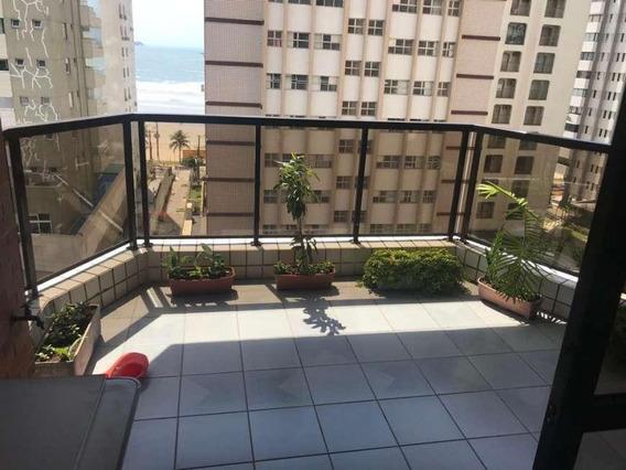 Apartamento Com 4 Dormitórios À Venda, 190 M² Por R$ 800.000 - Vila Alzira - Guarujá/sp - Ap13220