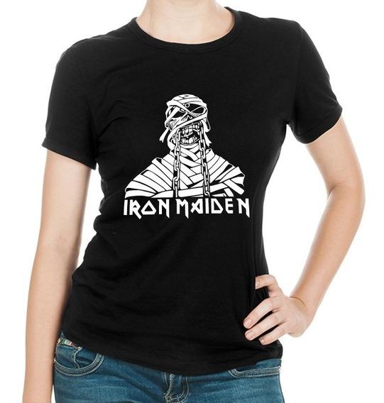 Hermosas Playeras Originales Iron Maiden Ropa Barata