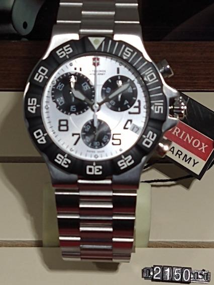 Relógio Victorinox Summit Xlt Chrono 241339 Quartzo Cx 41.5m