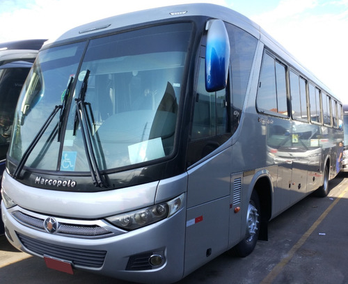 Onibus Rodoviario Motor Dianteiro Marcopolo Viaggio 900 Mb