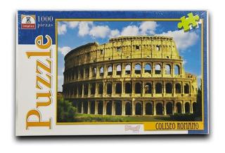 Rompecabezas Puzzle Coliseo Romano 1000 Pzas Sharif Express