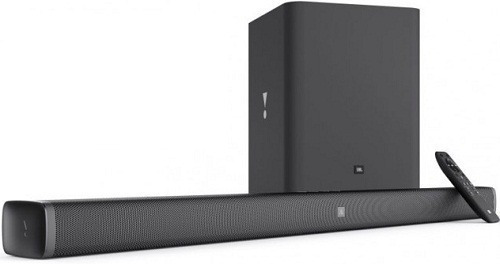 Soundbar Jbl Bar 3.1 Wireless/bluetooth 450wultra 4k(bivolt)