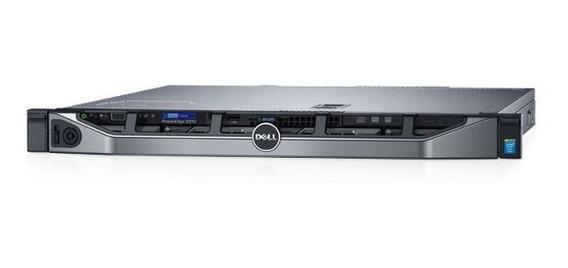 Servidor Dell Poweredge R410 Com 2 Processadores 64gb Mem