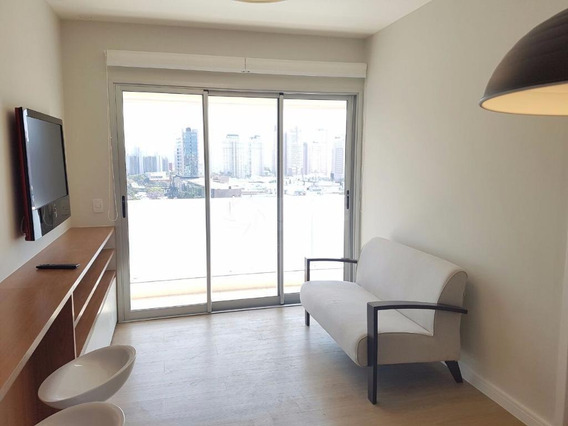 Apartamento Residencial Para Locação, Chácara Santo Antônio, São Paulo. - Ap0678