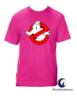Camiseta Estampada Películas Cazafantasmas Ghostbuster