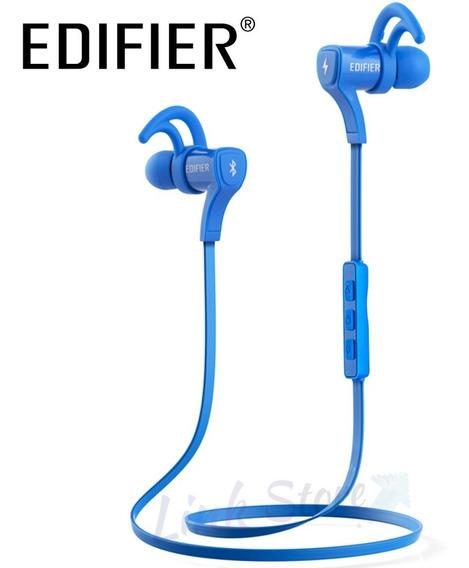 Fone De Ouvido Bluetooth 4.1 Edifier W288bt Lacrado Original
