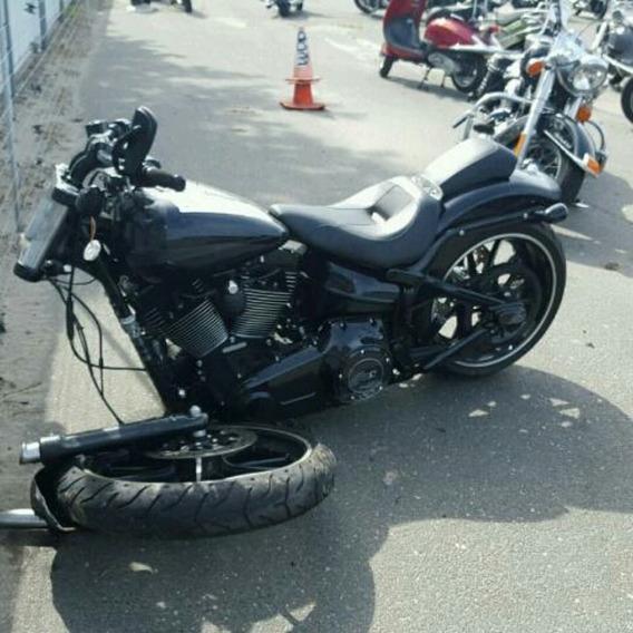 Harley Chopper Chocada