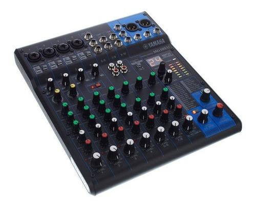 Imagen 1 de 4 de Yamaha Mg10xu Mezcladora 10 Entradas / Mixer Yamaha Mg10xu