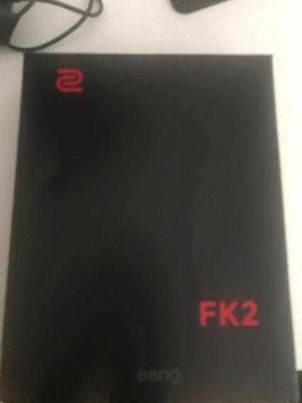 Mouse Gamer Zowie Fk2 + Mousepad Hyperx Fury S