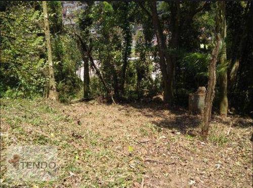 Imagem 1 de 15 de Imob03 - Terreno À Venda, 281 M² Por R$ 295.000 - Pastoril - Ribeirão Pires/sp - Te0427