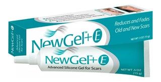 Newgel Gel De Silicona Solucion Cicatrices Y Estrias X 15g