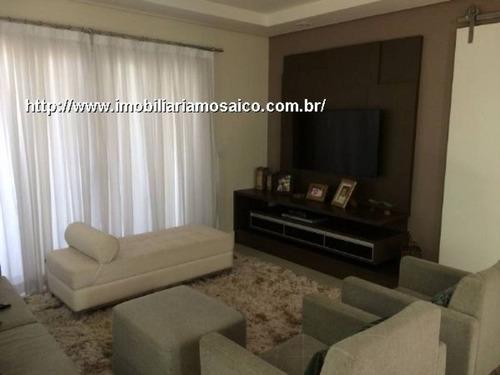 Imagem 1 de 23 de Casa Em Condomínio Fechado, Bosque Dos Jatobás, 04 Vagas, 03 Dormitórios, Engordadouro. - 94525 - 4492092