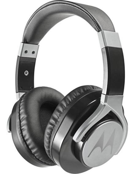 Fone De Ouvido Motorola Pulse Max Wired C/ Microfone Sh004