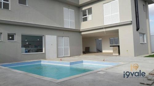 Casa Residencial À Venda, Reserva Dp Paratehy, Urbanova, São José Dos Campos-sp. - Ca0046