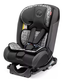 Cadeira Auto All Stages 0 A 36 Kg Cinza Fisher Price Isofix