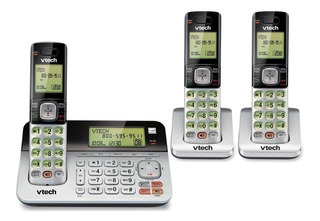 Telefono Inalambrico De 3 Extensiones