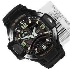 Relógio Casio G-shock Gravitymaster Ga-1000-1b Masculino