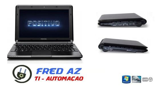 Positivo Mobo Intel Atom 2gb Hd320gb Win7 Hdmi Note Netbook