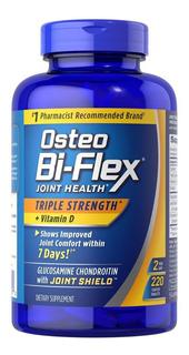 Osteo Bi Flex + Vitamina D 220 Tablets Importado Usa