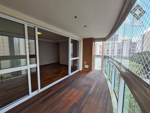 Apartamento Com 3 Dormitórios Para Alugar, 94 M² Por R$ 7.500/mês - Vila Olímpia - São Paulo/sp - Ap53805