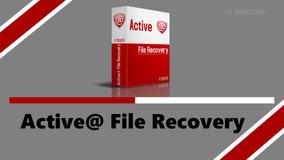 Recuperar Arquivos: Active@ File Recovery 15.0.5 + Serial
