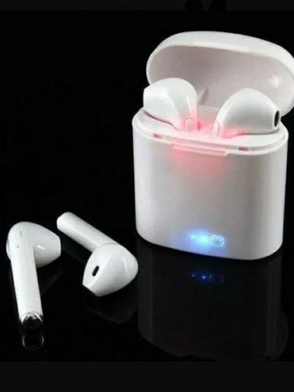 Fone De Ouvido I7s Tws Sem Fio Com Bluetooth