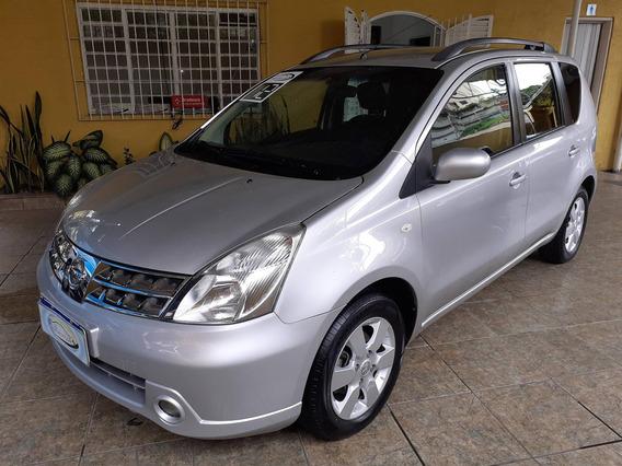 Nissan Livina Sl 1.8 16v (flex) (aut) Flex Automático