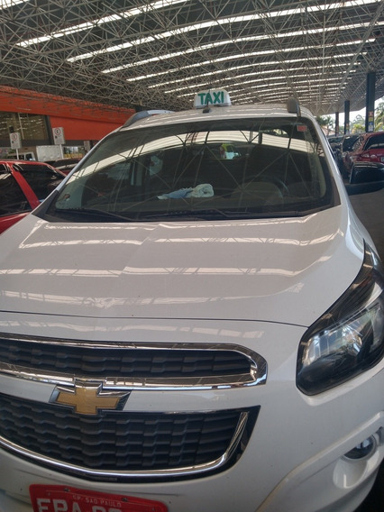 Chevrolet Spin 2018 1.8 Advantage 5l Aut. 5p