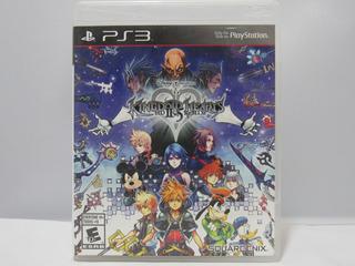 Kingdom Hearts Hd 2.5 Remix - Ps3 ¡fisico-usado!