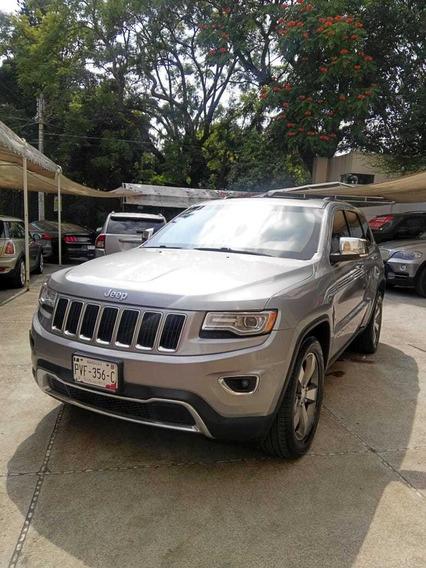 Jeep Grand Cherokee Limited Lujo 2015 Blindada Nivel Iv