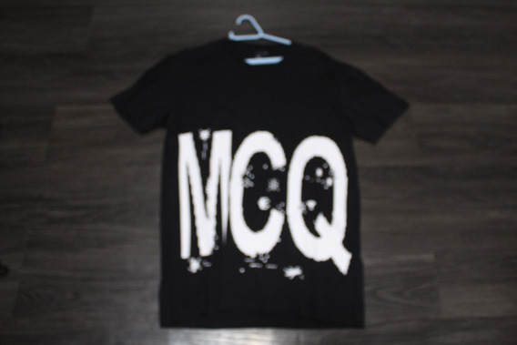 Camiseta Alexander Mcqueen Oversized