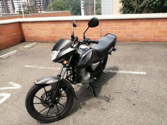 Yamaha Ycz110 All-black Edition